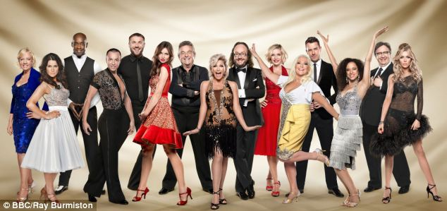 Strictly Come Dancing: This series' stars
