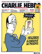 La couverture de la semaine par Cabu, en kiosque à partir du 11 décembre 2013