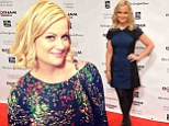 Amy Poehler lambasts social media trend and says she 'hates' looking at pictures of herself
