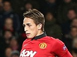 Promising talent: Adnan Januzaj has emerged as a player of great potential at Manchester United