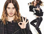 Shy guy! Jared Leto claims to be a 'very private person' despite being both a rock star and a Oscar buzzed about actor in new interview