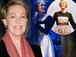 'Alas, I did not see it': Julie Andrews admits she didn't watch Carrie Underwood's live rendition of The Sound Of Music... but plans to 'get around to it'
