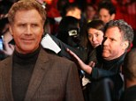 Great Odin's raven! Will Ferrell takes tips from Ron Burgundy for Dublin premiere of the long-awaited Anchorman 2