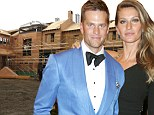 Mansion number two! Gisele Bundchen and Tom Brady are building a mega house in Boston to rival their LA digs
