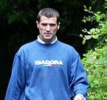 Regrets: Roy Keane has admitted he regrets pulling out of the 2002 World Cup in Japan/Korea