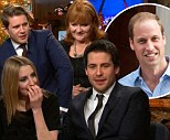 'Prince William said he loves to watch Downton Abbey... but only after he became a dad': Cast discuss royal fans on Watch What Happens Live!
