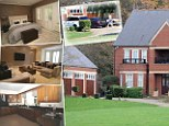 On the market: Gareth Bale's Essex mansion is up for sale
