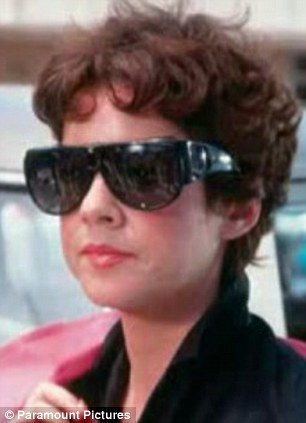 Looking sharp: The original Betty Rizzo was played by Stockard Channing in the 1978 movie