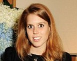 Benefit bash: Princess Beatrice at the Beulah and French Sole party