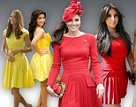 They're super-famous, became mums this summer and their names begin with a K ¿ but you wouldn¿t imagine the Duchess of Cambridge and U.S. reality TV star Kim Kardashian have much else in common.