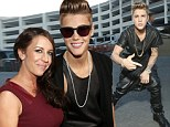 'I was in the hospital for trying to commit suicide': Justin Bieber's mother Pattie Mallette gets candid in Q&A session while son defends himself on morning radio show