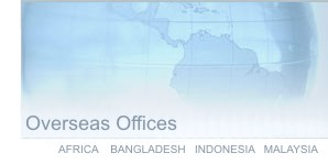 Overseas Offices