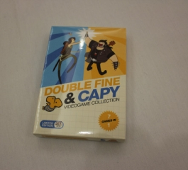 Capybara and Double Fine deliver games via floppy disc, offer a bonus to PAX attendees
