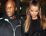 So close... yet so far apart: Khloe Kardashian and Lamar Odom both attend Jay Z concert... but completely avoid each other in different areas of the arena