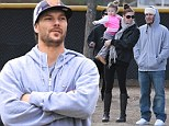 Kevin Federline's wife Victoria Prince 'pregnant with their second child'... making him a father for the SIXTH time