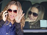 Brooke Mueller steps out solo after investigation into abuse allegations she made about Denise Richards is closed