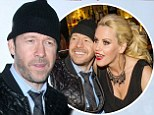 2522349 'She's everything I could have asked for': Donnie Wahlberg reveals Jenny McCarthy could be 'The One'
