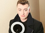 Mad about the boy: Sam Smith has landed a Brit Award after being named the winner of the Critics' Choice prize for next year's ceremony