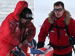 Trek: Walking with the Wounded will see the participants trek to the South Pole