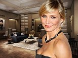 A private paradise! Cameron Diaz wins battle to buy luxurious $9m New York apartment which comes with 18 inch thick walls and soundproof floors