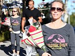 'We're having a girl!': Kendra Wilkinson reveals she and husband Hank Baskett are expecting a daughter
