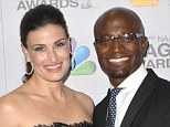 xcv2522351 Rent stars Taye Diggs and Idina Menzel separate after a decade of marriage
