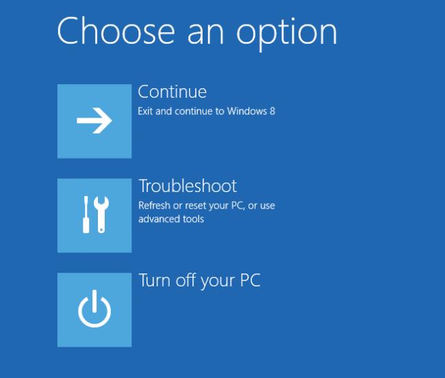 Как сбросить забытый пароль в Windows 8