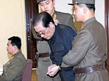 This photo realeased by Yonhap on December 13, 2013 shows Jang Song-thaek