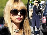 This woman is 9-months pregnant! Rachel Zoe, 40, shows off her trim frame on Wednesday in LA, despite being due to give birth any day