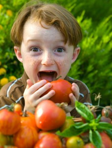 Ways to make your child eating healthy food