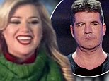American Idol vets face off: Kelly Clarkson's holiday special gets more viewers than former mentor Simon Cowell's X Factor