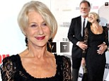 BEVERLY HILLS, CA - DECEMBER 12: Actress Helen Mirren arrives at the 27th American Cinematheque Award ho