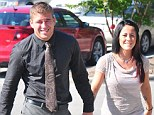 Baby delight! Jenelle Evans and boyfriend Nathan Griffith, pictured in August, are reported to be expecting their first baby together