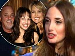 'I had to fight for my own identity': Alexa Ray Joel admits she struggled growing up in the shadow of supermodel mom Christie Brinkley and musician dad Billy