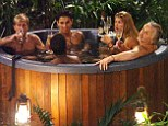 In hot water: Subham Universal was fined £6,000 for tricking fans of shows such as I'm a Celebrity (pictured)