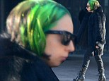 Gaga goes green