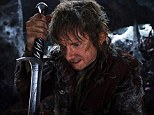 Cutting it: The Desolation of Smaug is definitely worth every one of its 161 minutes