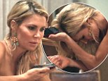 Inebriated Brandi Glanville sobs down phone as she learns dog has gone missing after home burglary in Real Housewives teaser