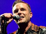 Mr Brightside: Brandon Flowers, singer of The Killers was not always this steady on stage