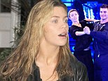 Abbey Clancy admits she's 'hysterical with fear' ahead of Strictly Come Dancing semi-final