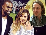 Kim Kardashian and Kanye West sue YouTube co-founder for 'diminishing value' of their proposal footage by posting on MixBit website