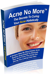 Click Here For Natural Acne Cures!