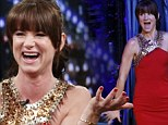 Juliette Lewis on Fallon
