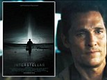 'Our destiny lies above us': Teary-eyed Matthew McConaughey prepares to head to outer space in Christopher Nolan's cryptic Interstellar teaser trailer