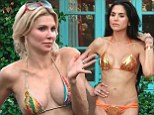 Brandi Glanville dropped from Hard Rock Hotel appearance after making 'racial remark' to Real Housewives co-star