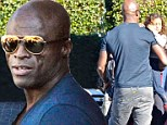 Seal with daughter Lou