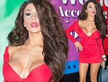 'It was a huge risk': Courtney Stodden revealed that it was tough to trade in her signature platinum locks, as she attended World of Wonder's 1st Annual Wowie Awards at The Globe Theatre in Universal City, California on Thursday