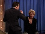 Humour: Emma Thompson twerks with TV host Jimmy Fallon on his late night show