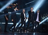 Travels: One Direction in perform in Milan for X Factor Italy