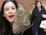 Liv Tyler steps out for cupcakes in New York